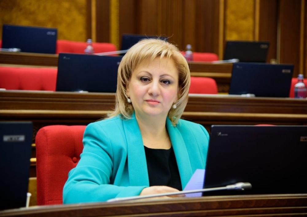 ՀՀԿ-ական պատգամավոր Ռուզաննա Մուրադյանը հրաժարվել է մանդատից