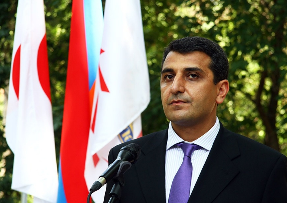 Վարուժան Ներսիսյանը ԱՄՆ-ում ՀՀ նոր դեսպան է նշանակվել