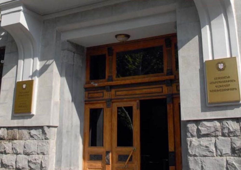 Քրգործ՝ Վանաձորում խախտումներով կատարված շինարարությամբ պատմամշակութային հուշարձանի վնասման դեպքի առթիվ