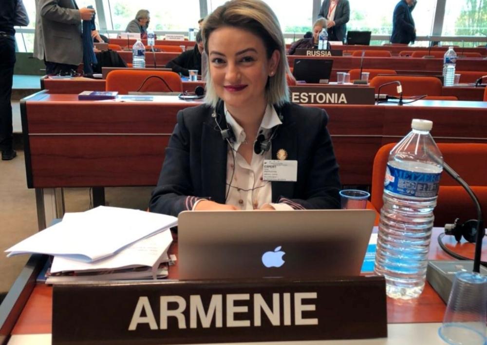 Փոխնախարարն առաջարկել է ուսումնասիրել «Կոռուպցիայի դեմ պայքարը և բարեվարքության արմատավորումը Հայաստանի կրթական ոլորտում» ծրագրի երկարաժամկետ ազդեցությունը