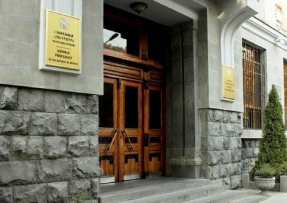 10մլն դրամի հափշտակության դեպք Գյումրու աթլետիկայի օլիմպիական մանկապատանեկան մարզադպրոցում