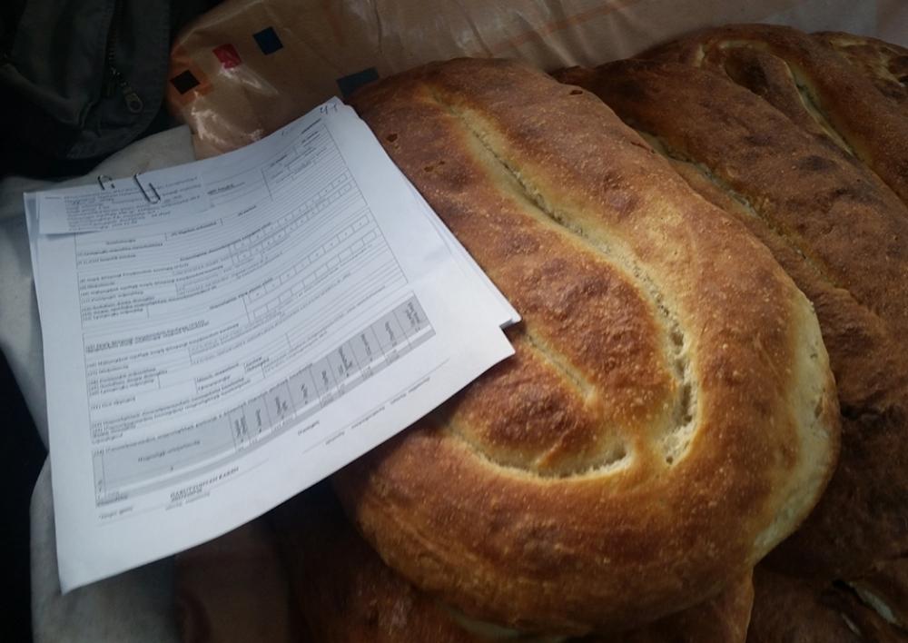 Մանկապարտեզին հաց է մատակարարվել սանիտարահիգիենիկ անմխիթար վիճակում գտնվող փոխադրամիջոցով