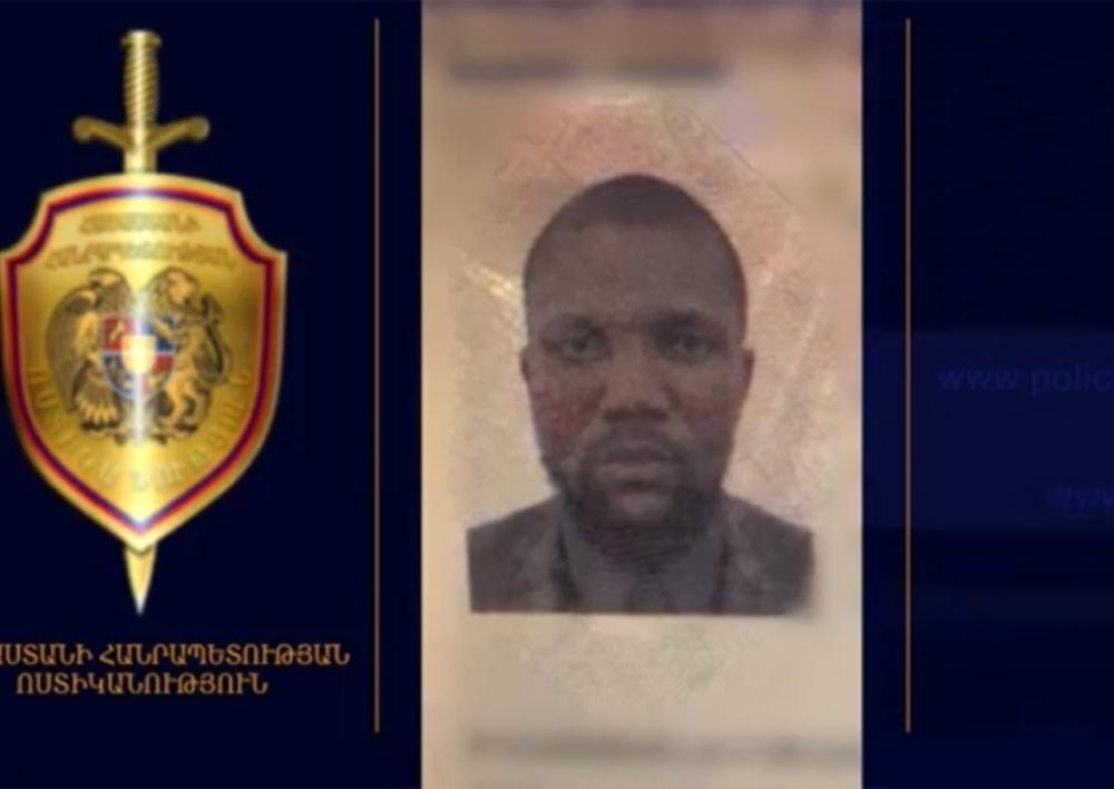 Ոստիկանները կեղծ փաստաթղթերով ՀՀ սահմանն ապօրինի հատած օտաերկարցու են հայտնաբերել (Տեսանյութ)