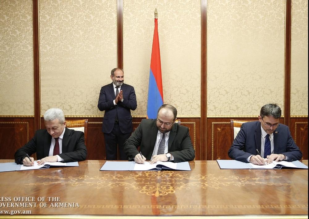 23,208,483.13 եվրո. Ստորագրվել է «Հայաստանում կենսաբազմազանության և կայուն տեղական զարգացման» ծրագրի վերաբերյալ դրամաշնորհային համաձայնագիրը