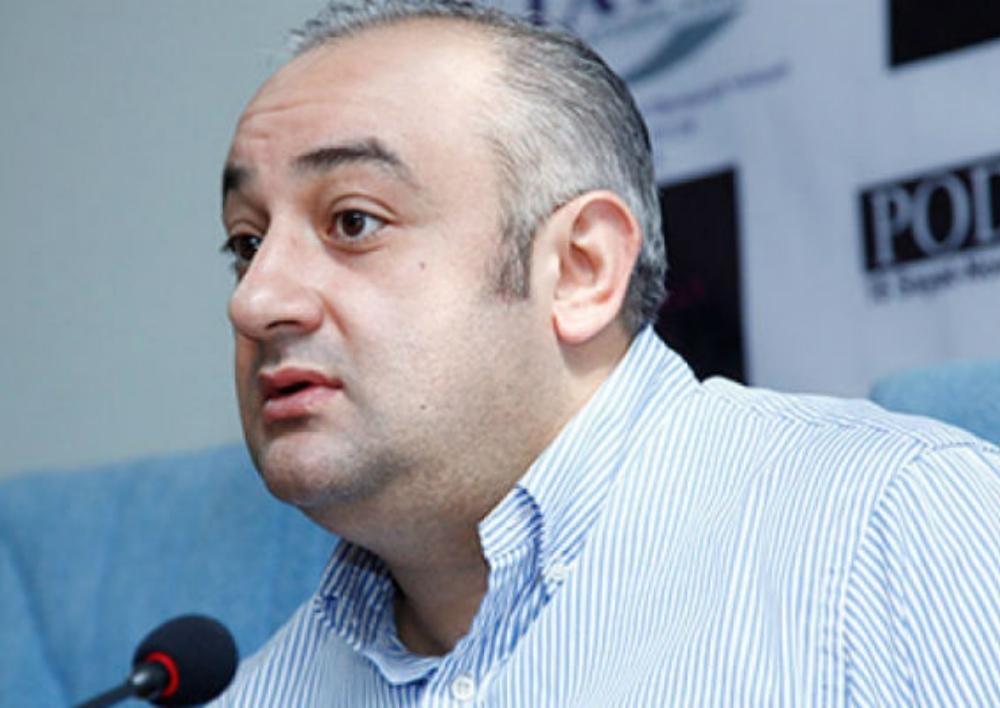 Պետրոս Ղազարյանը՝ Հ1-ի լրատվական ծառայության տնօրեն