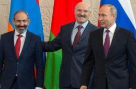 Հայաստան, Բելառուս, Ռուսաստան՝ ոչ դաշնակցային եռանկյունի