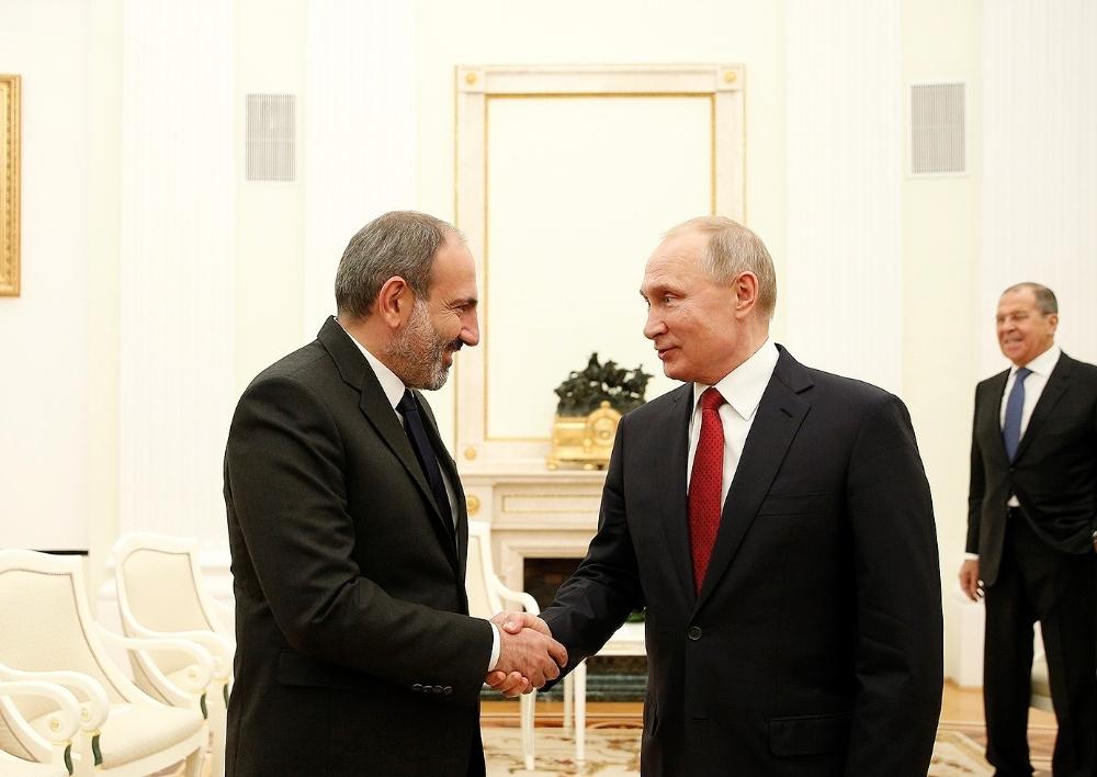 «Արդեն կորցրել եմ հաշիվը, թե սա մեր որերորդ հանդիպումն է»․ Մոսկվայում կայացել է Փաշինյանի-Պուտինի հանդիպումը