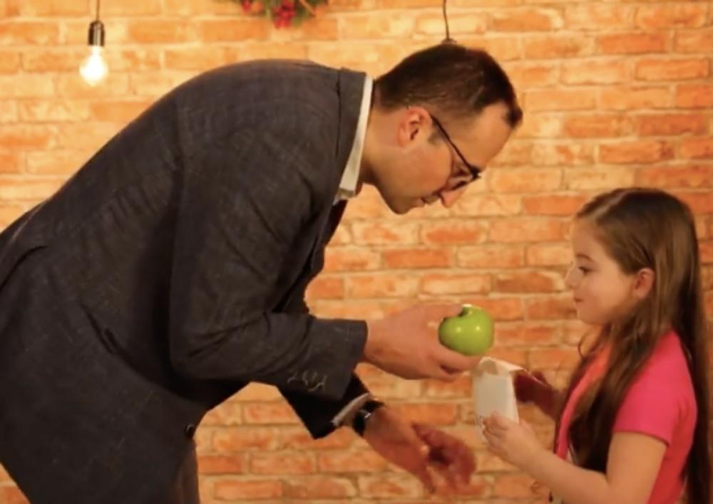 Ապրե՛ք առողջ. Արսեն  Թորոսյանի դաստիարակչական տեսաուղերձը