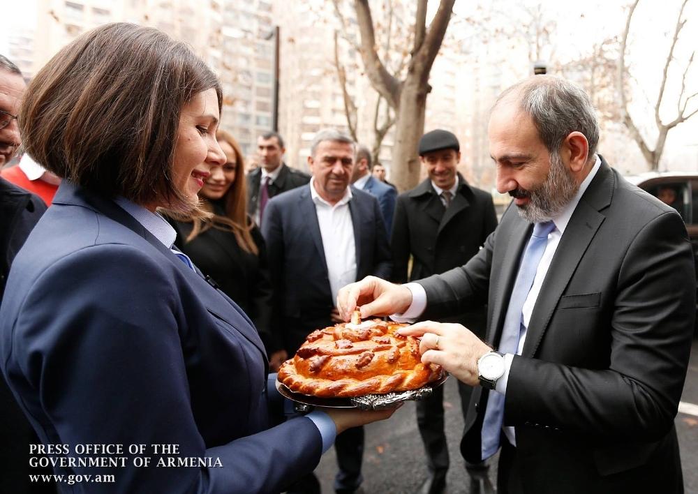 Երևանում բացվել է աշխարհահռչակ IHG հյուրանոցային ցանցի «Հոլիդեյ Ինն Էքսպրես» հյուրանոցը