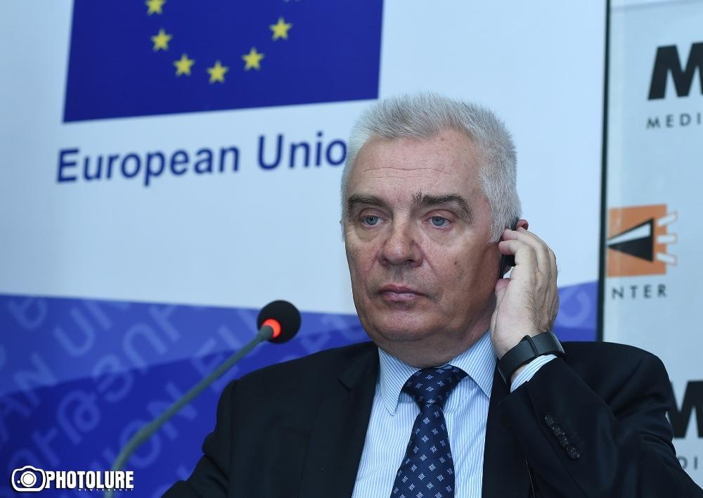 2019թ․ ԵՄ-ն կավելացնի Հայաստանին ուղղված ֆինանսական օգնությունը․ Սվիտալսկի. Տեսանյութ
