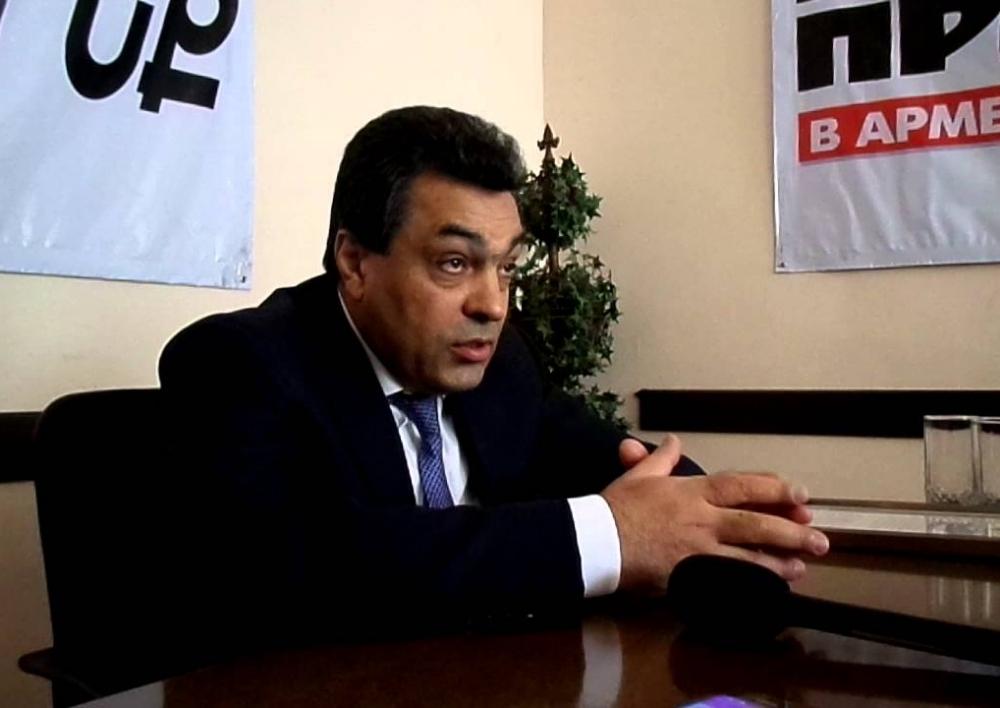 Ձերբակալվել է Հրազդան համայնքի նախկին ղեկավարը