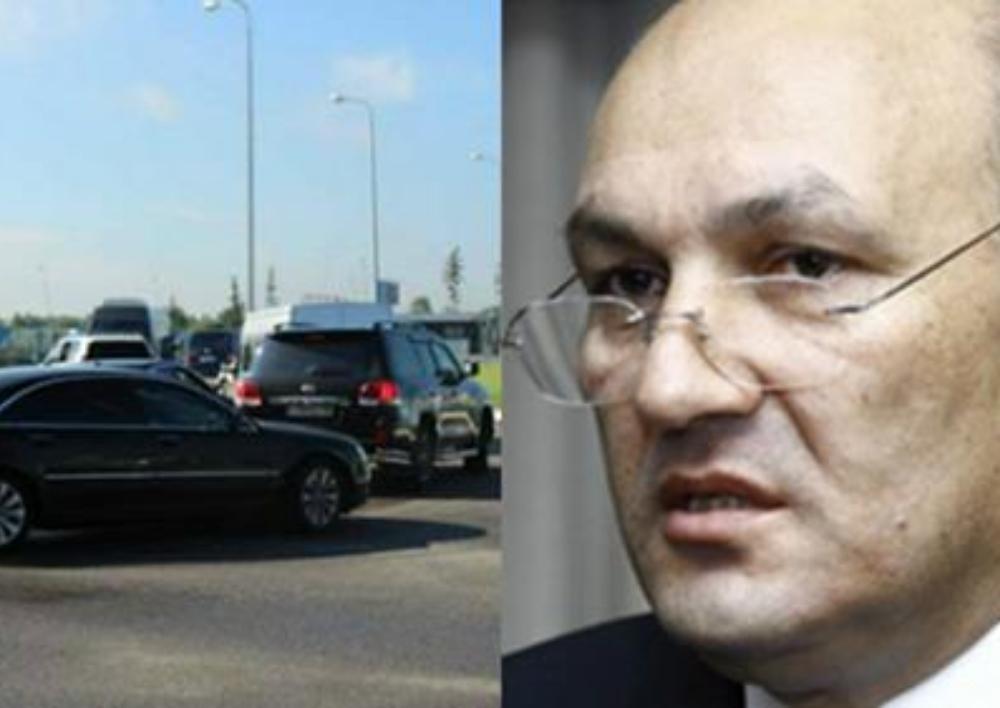 Ոստիկանությունը բերման է ենթարկել Գագիկ Խաչատրյանին եւ նրա թիկնազորին