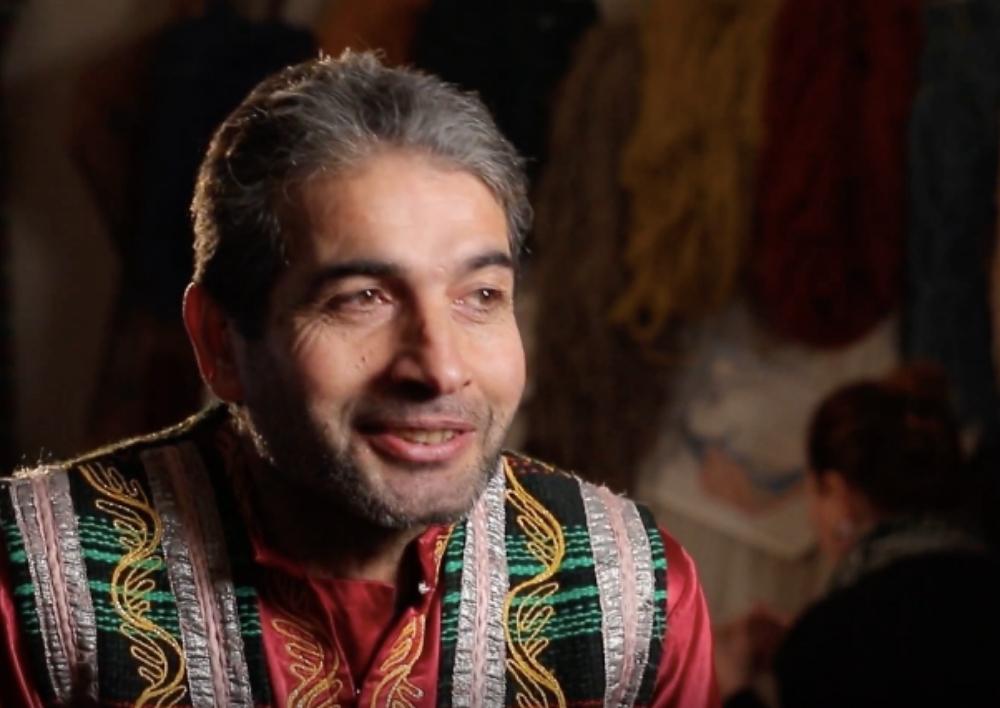 Սամվել Միքայելյանը. Տղամարդ գորգագործը Հայաստանից