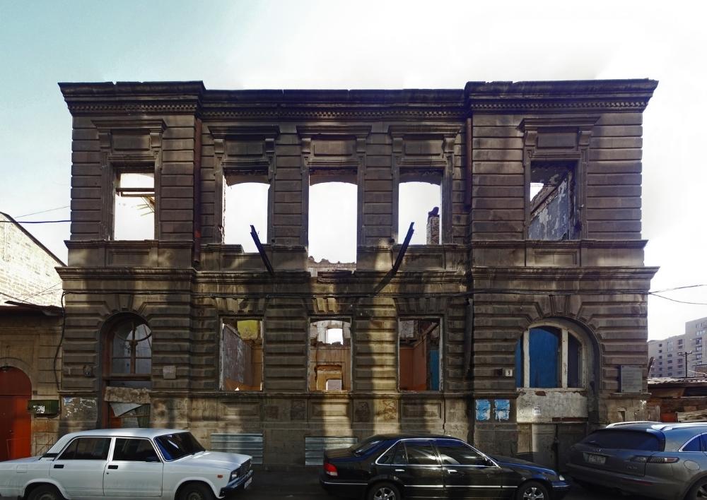 Արամի 9 հասցեի՝ հանրապետական նշանակության հուշարձան հանդիսացող շենքի քանդման փաստի առթիվ քրեական գործ է հարուցվել