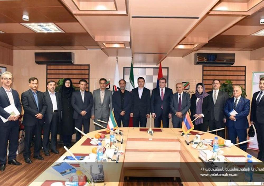 Հայաստանի և Իրանի միջև ստորագրվել է փոխըմբռնման հուշագիր՝ մաքսային համագործակցության վերաբերյալ