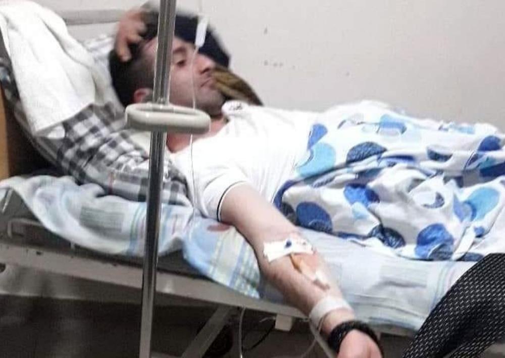 Էդգար Ծատինյանին ոստիկանության բաժնում խոշտանգելու փաստով քրեական գործ է հարուցվել. ՀՔԱՎ