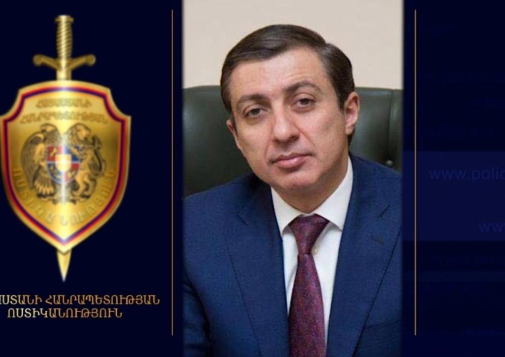 ՀՀ և ՌԴ իրավապահների համագործակցության շնորհիվ Միհրան Պողոսյանը հայտնաբերվել ու ձերբակալվել է ․Տեսանյութ