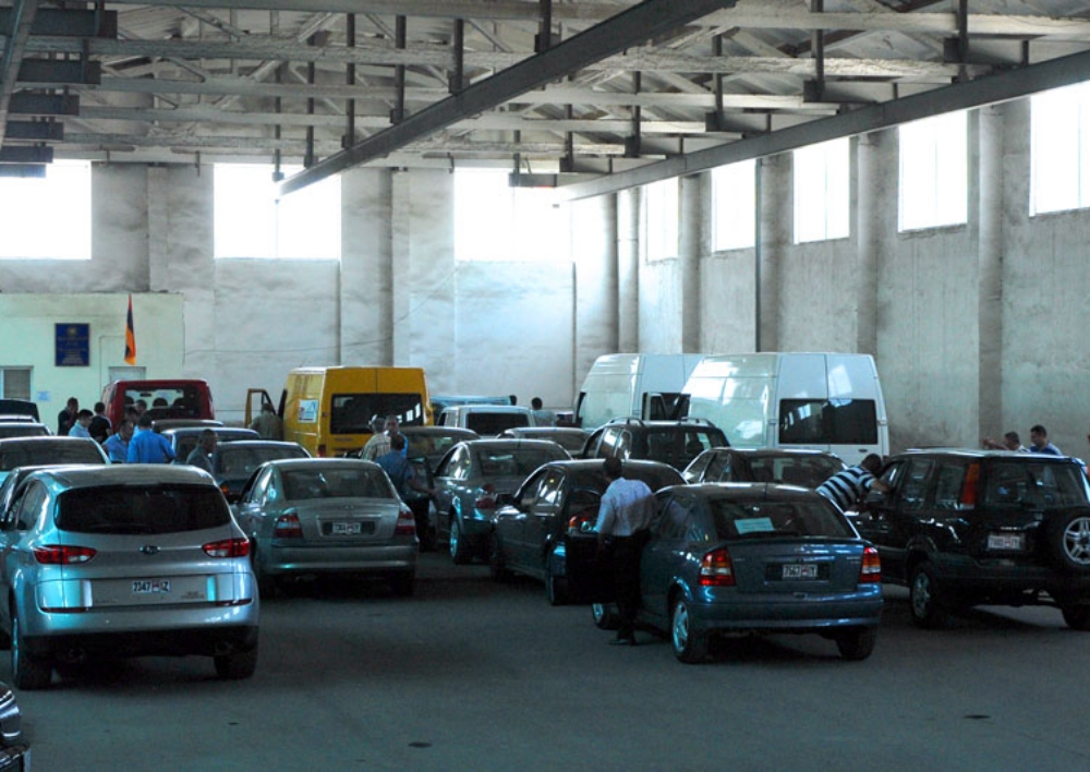 2020 թվականից մեքենայի մաքսազերծման գինը ավելանալու է մոտ 6 անգամ