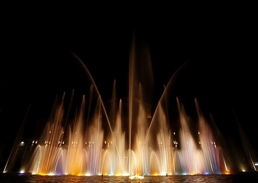Մայիսի 28-ից Հանրապետության հրապարակի ջրային շոուն կլինի ժամը 21:00-23:00-ը