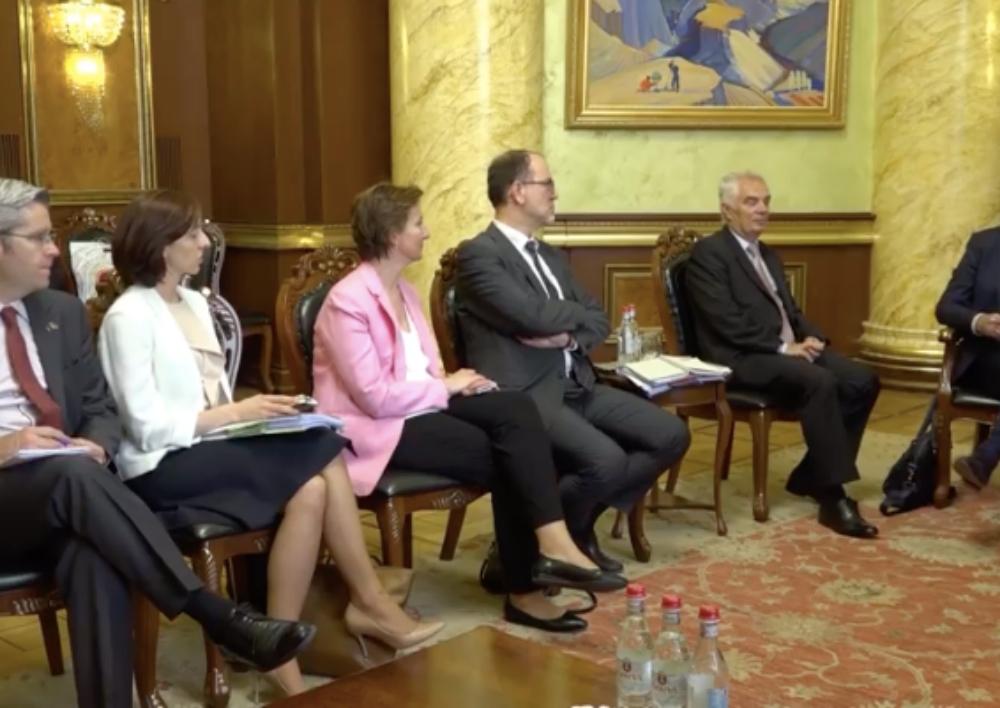 ԵՄ-ի կողմից Հայաստանին տրամադրվող աջակցությունը ավելացել է 25 մլն եվրոյով