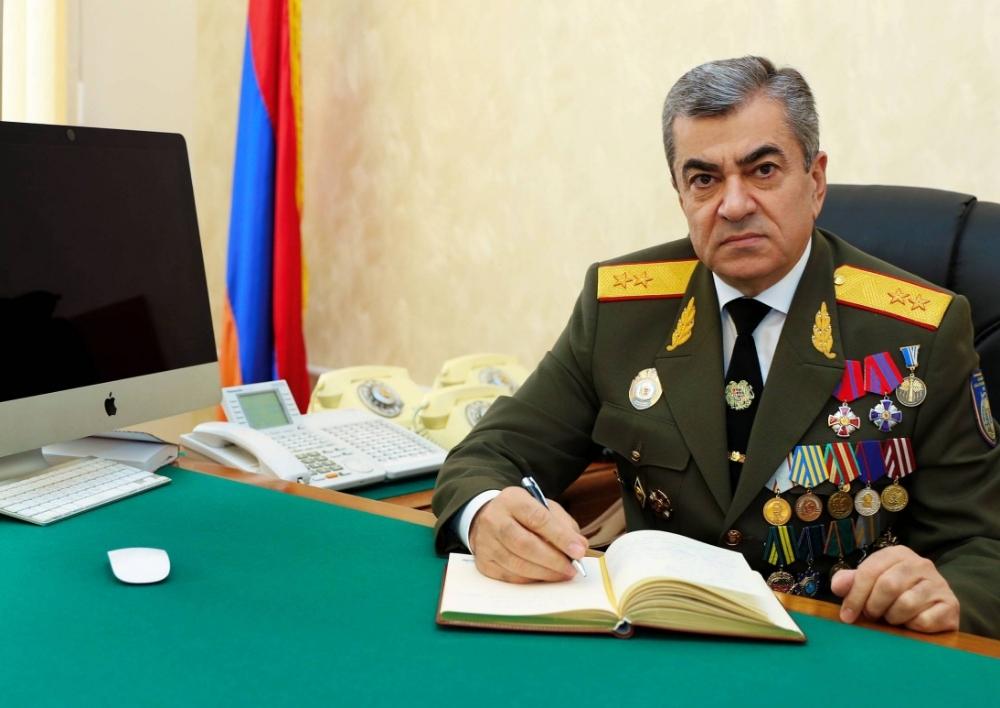 Գագիկ Հարությունյանի եղբայրը հրաժարական է տվել ԱԱԾ պետի տեղակալի պաշտոնից․ Armlur.am