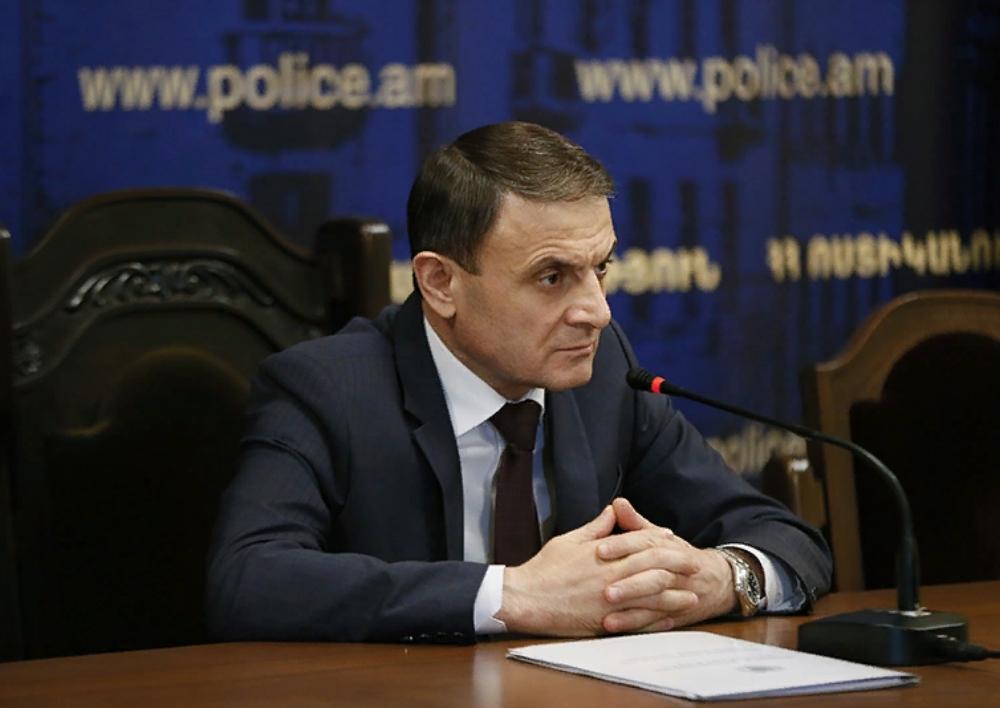 Ոստիկանապետը հանձնարարել է ակտիվացնել պայքարը հանրորեն վտանգավոր հանցագործությունների կանխարգելման ուղղությամբ