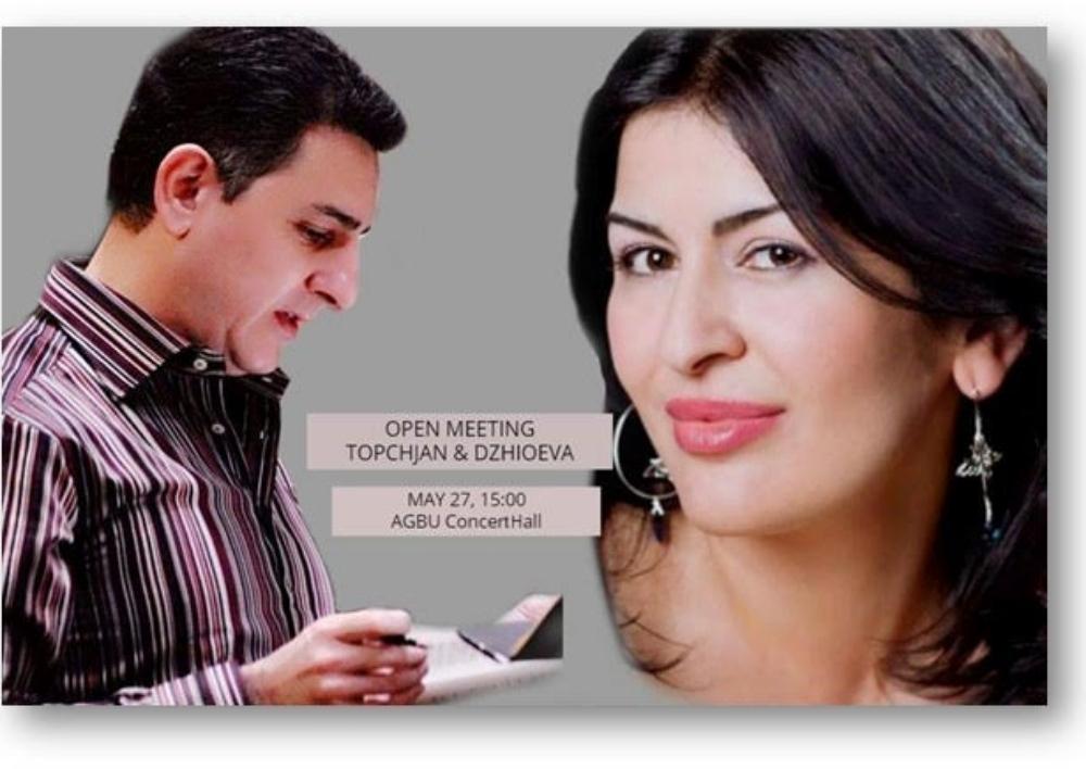 Առաջին անգամ Հայաստանում մենահամերգով հանդես կգա օպերային դիվա Վերոնիկա Ջիոևան