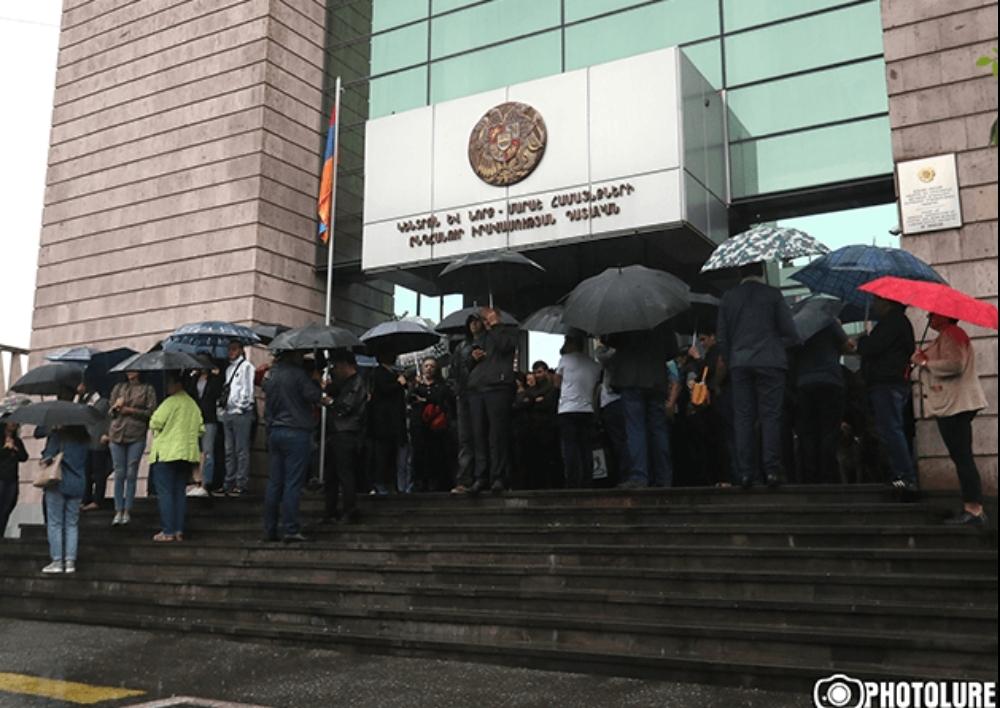 Միջազգային արձագանքը Հայաստանում դատարանների շուրջ ստեղծված իրավիճակին