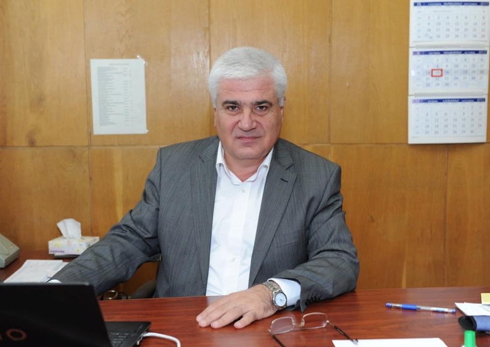 Գեղամ Գևորգյանն ընտրվել է ԵՊՀ ռեկտորի պաշտոնակատար