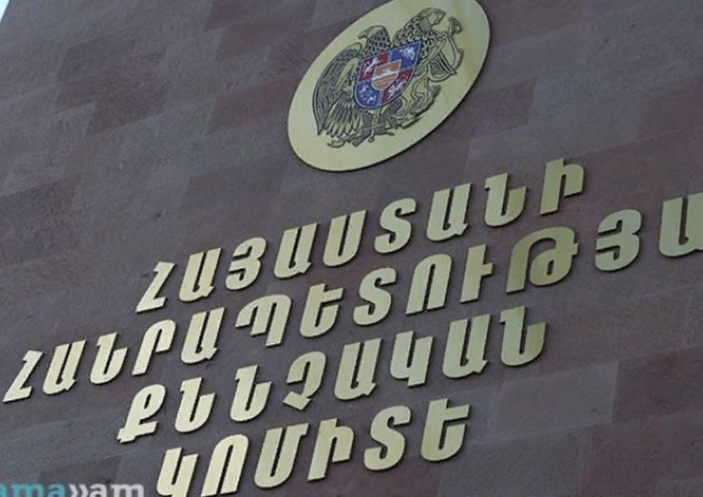 Մարտական մեքենաների բաքերից դիզվառելիքի հափշտակության գործով մեղադրանք է առաջադրվել 4 անձի․ ՔԿ