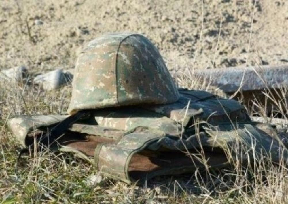 Հակառակորդի կրակոցից Արցախում զինծառայող է զոհվել