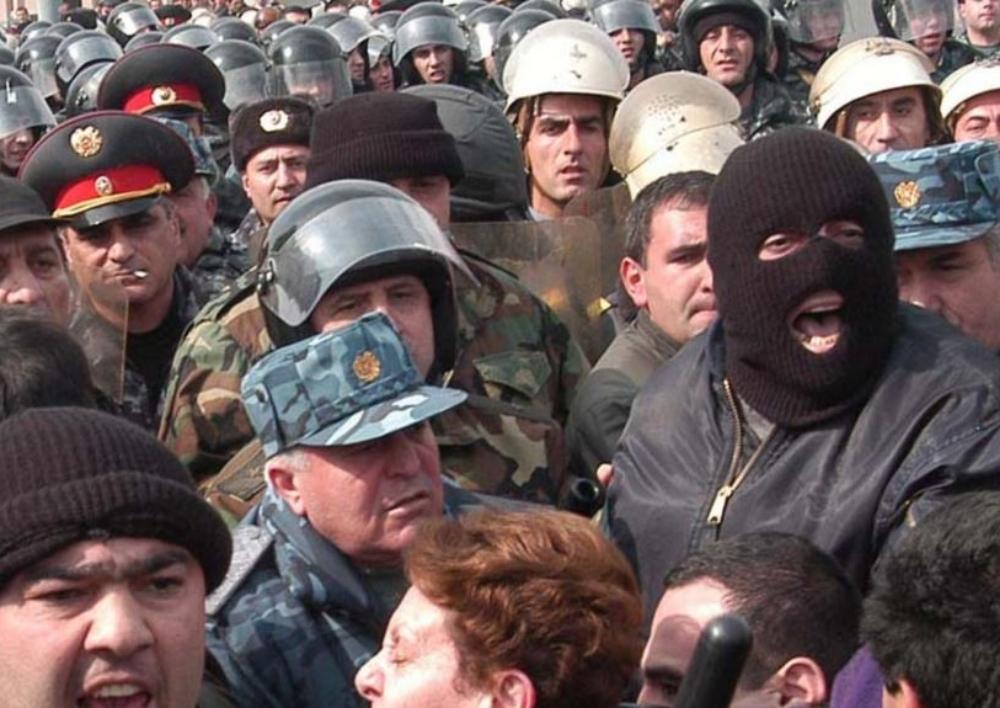 Մարտի 1-ին սպանված Զաքար Հովհաննիսյանի գործով ձերբակալվել է ոստիկանության շտաբի նախկին պետը․ՀՔԾ