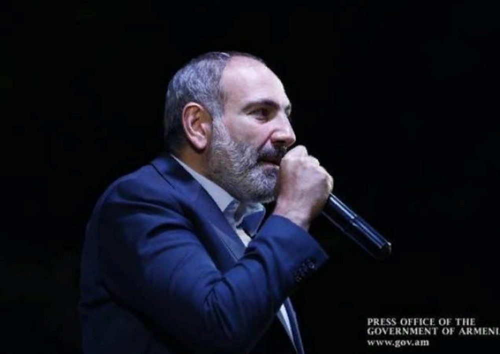 Հայաստանում ընտրությունների կեղծման էջն անվերադարձ փակված է . Նիկոլ Փաշինյան