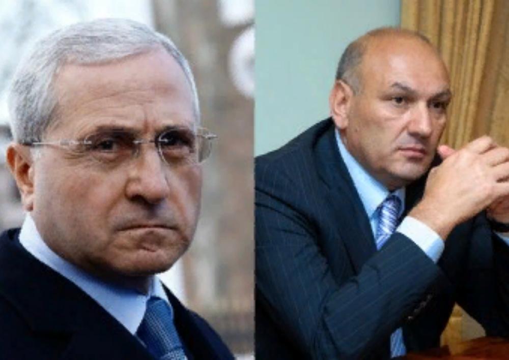 Գագիկ Խաչատրյանին և Սերգո Կարապետյանին մեղադրանք է առաջադրվել. Hetq.am