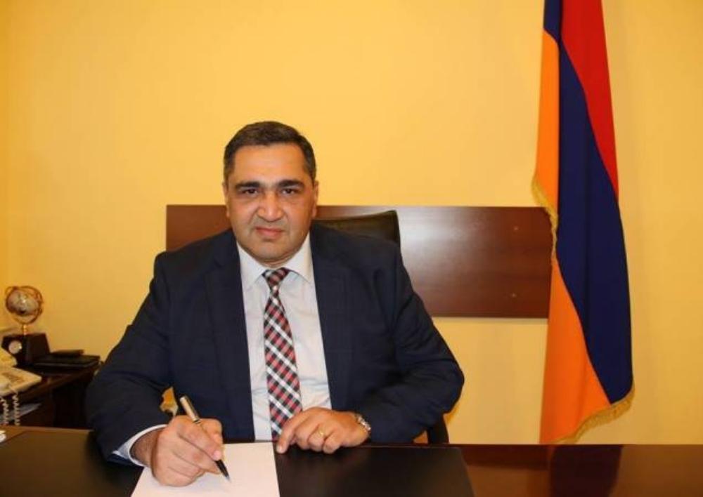 ԲԴԽ անդամ Արմեն Խաչատրյանը հրաժարականի դիմում է ներկայացրել