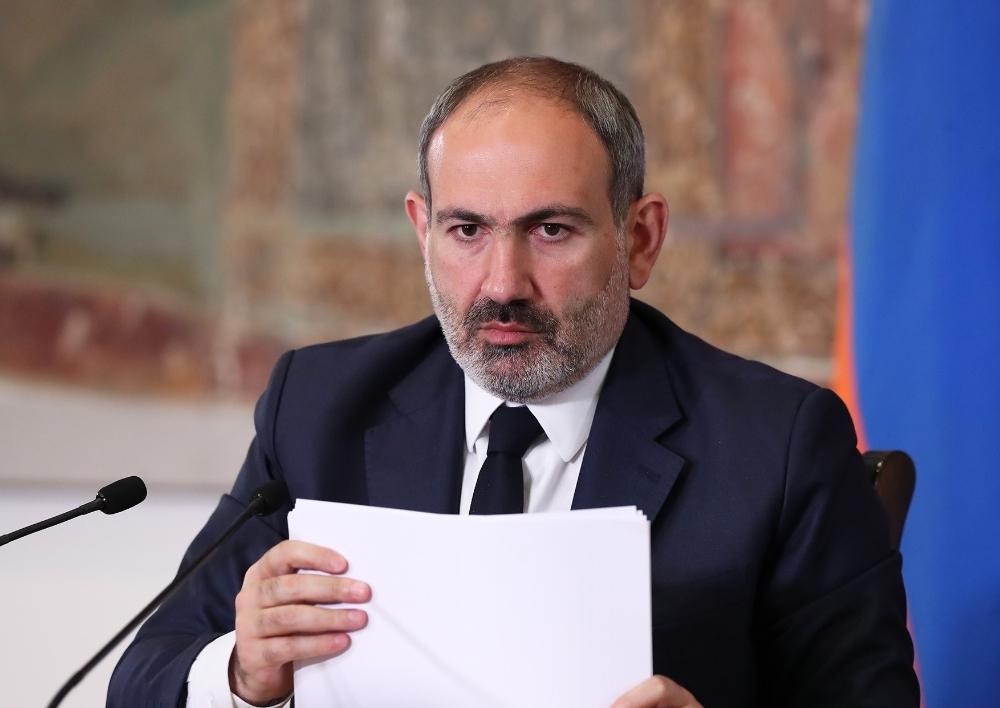 ՀՀ վարչապետը մեկնաբանել է Արտակ Զեյնալյանի հրաժարականը