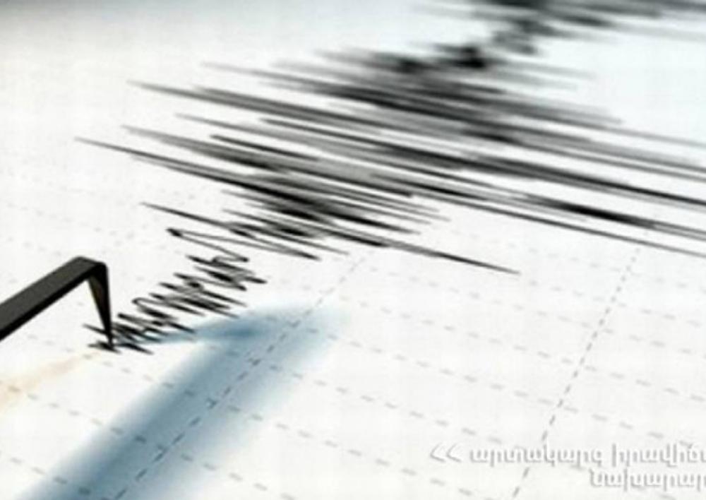 Երկրաշարժ՝ Դիլիջան քաղաքի տարածքում, որը  զգացվել է նաև Հրազդանում