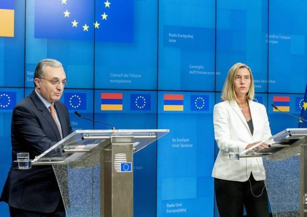 Բրյուսելում կայացել է ՀՀ և ԵՄ միջև Գործընկերության խորհրդի երկրորդ նիստը
