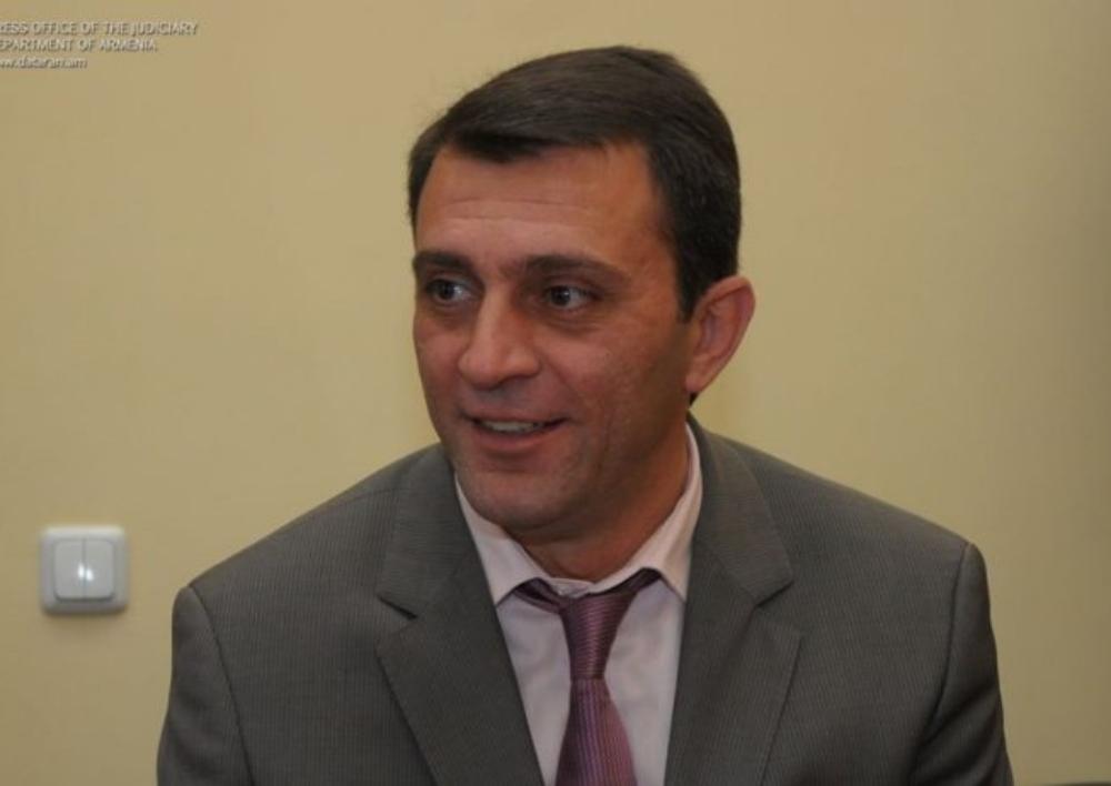 Հրաժարական ներկայացրեց նաև ԲԴԽ դատավոր Արմեն Բեկթաշյանը