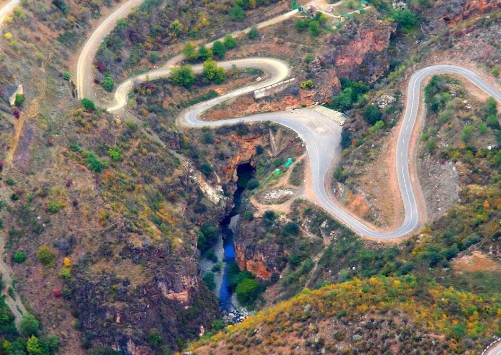 ԱԻՆ-ը հորդորում է չայցելել «Սատանի կամուրջ»․ Հալիձոր գյուղին հարակից տարածքում սողանք է տեղի ունեցել
