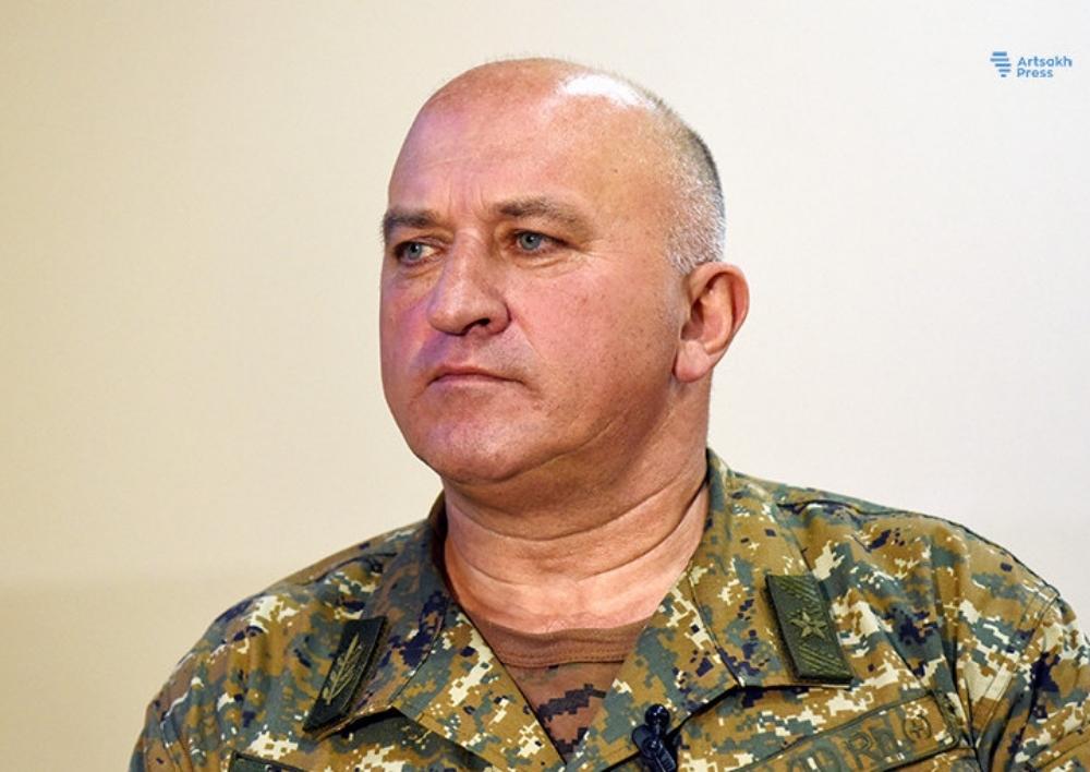 Գեներալ-մայոր Վարդան Բալայանն ազատվել է Արցախի պաշտպանության բանակի հրամանատարի տեղակալի պաշտոնից