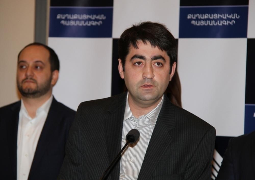 Սադրանքը չի անցնելու, կհանդիպենք դատարանում. Արսեն Խառատյանը՝ Նարեկ Մալյանին