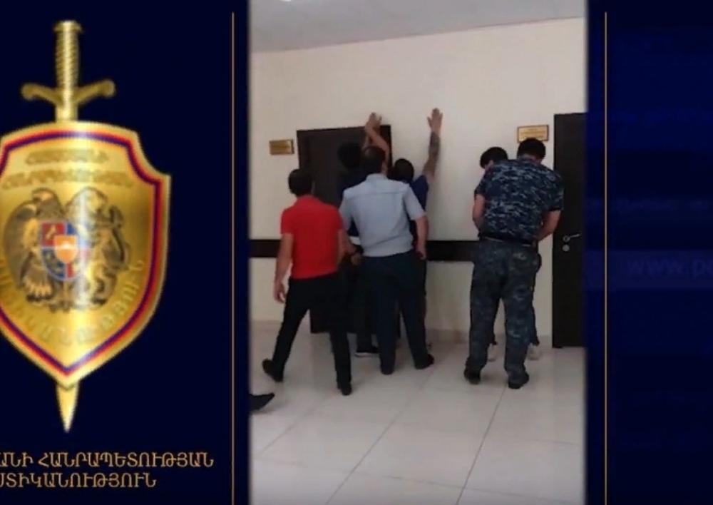 Ոստիկանության ուժեղացված ծառայությունը մարզերում․ բաժիններ են բերվել «օրենքով գողեր»․ Տեսանյութ