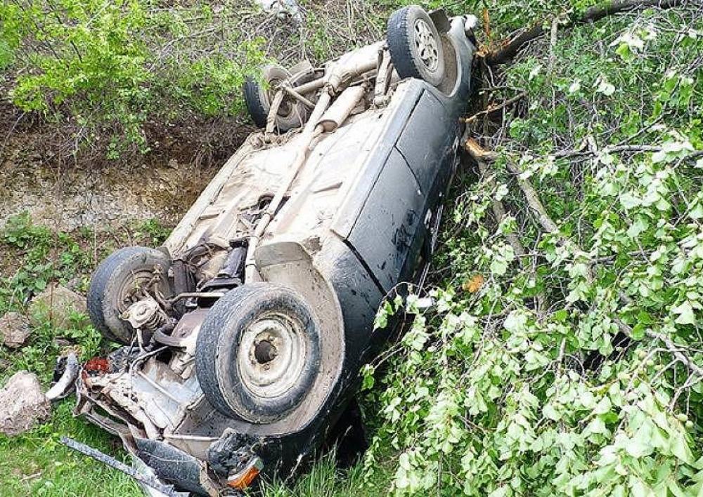 Մեքենան ընկել է ձորը. նորածին երեխան մահացել է