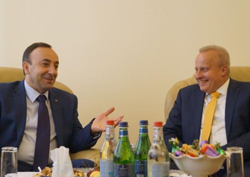 Ռուսաստանը սրում է Հայաստանի հետ հարաբերությունները