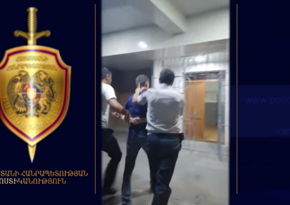Արմավիրում ոստիկանների կողմից բերման է ենթարկվել  210 անձ, այդ թվում՝ քրեական հեղինակություններ