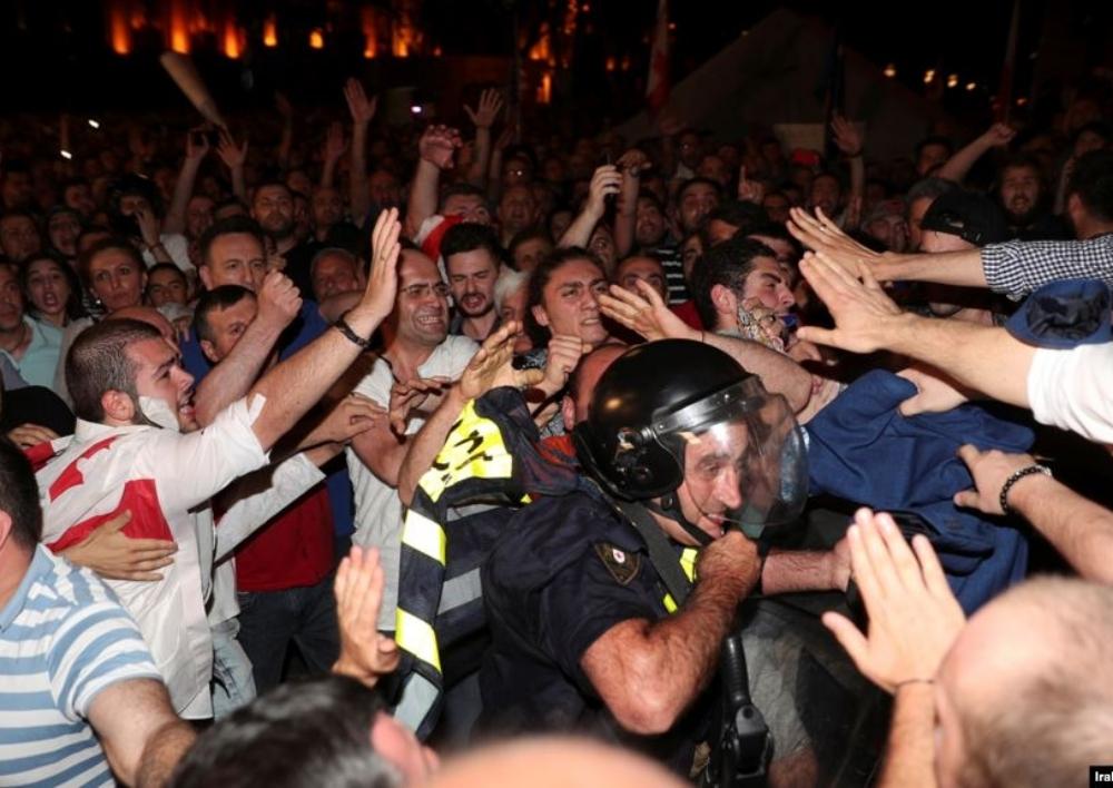 Թբիլիսիում տեղի ունեցած բախումների հետևանքով տուժածների թվում ազգությամբ հայ կա