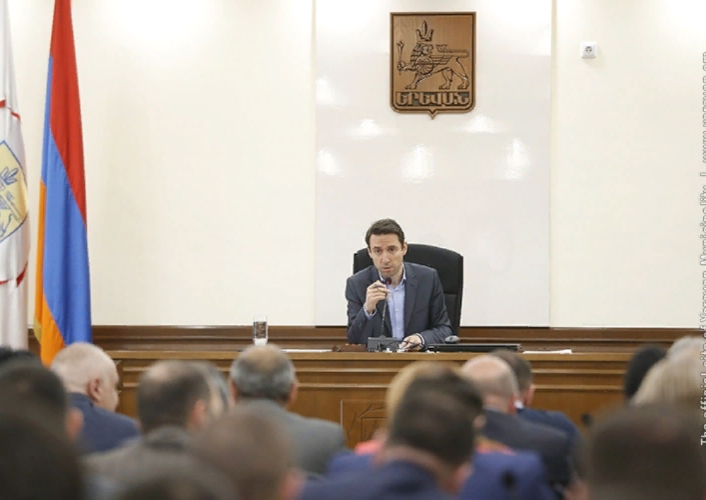 Երևանում 2019թ. առաջին կիսամյակում նախորդ տարվա համեմատ 1.7 մլրդ դրամ ավելի է հավաքագրվել