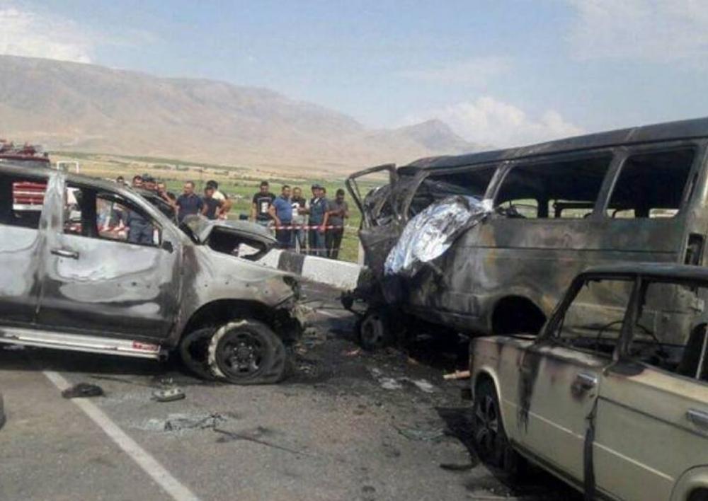 Զոդի կամրջի վրա տեղի ունեցած ողբերգական ավտովթարի գործով ձերբակալվել է «Տոյոտայի» վարորդը. Armtimes.com