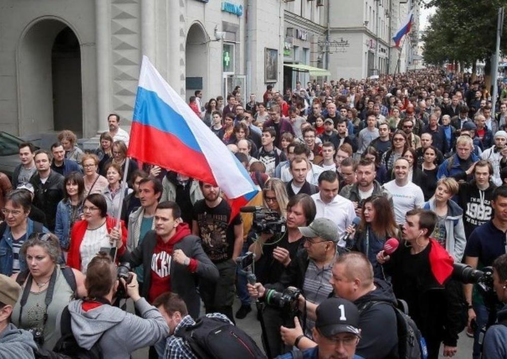 Ռուսաստանում փոփոխվում են բողոքի ակցիաների բնույթն ու ինտենսիվությունը